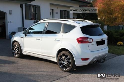2010 Ford Kuga Titanium 2 0 Tdci 4x4 Car Photo And Specs