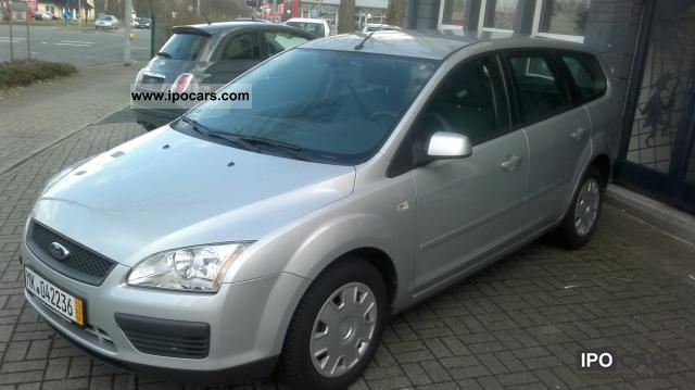 2007 Ford  Focus 1.6 TDCi, 1 Hand, VAT, NA ... Estate Car Used vehicle photo