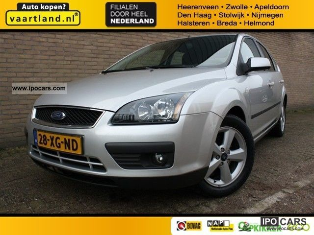 2007 Ford  Focus (J) 1.6TDCI Futura 5-drs Small Car Used vehicle photo