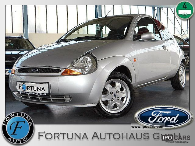 2002 Ford  KA 1.3 * Climate * power * only * 68Tkm Small Car Used vehicle photo