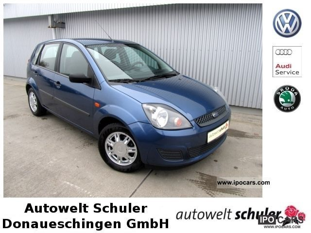 2006 Ford  Fiesta 1.4 16V Trend Small Car Used vehicle photo