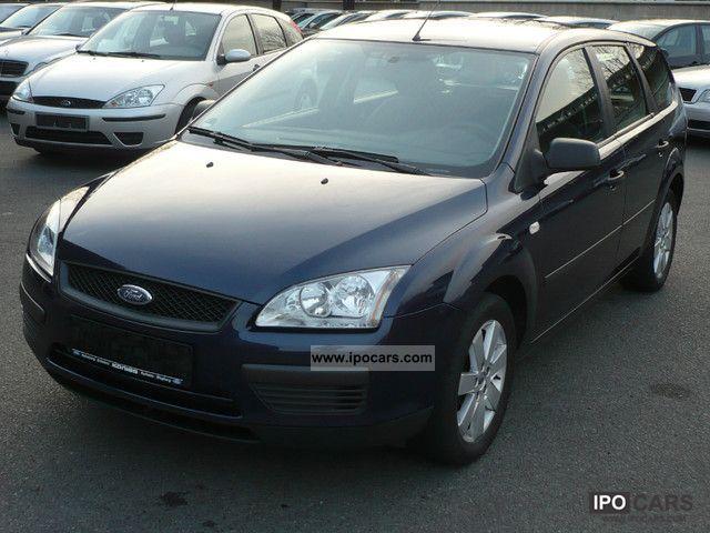 2006 Ford  Focus 1.6 TDCi * AIR * ALU * TUV TO 04/13 * Estate Car Used vehicle photo