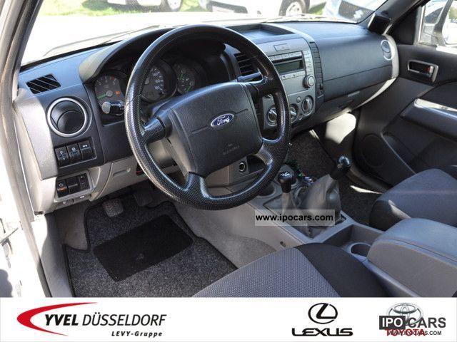 2007 Ford Ranger 2 5 Tdci Double Cab Xlt Air Car Photo