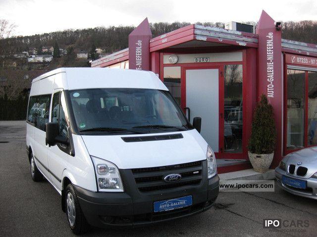 2008 Ford  Transit 140 T 300 TDCI Euro 4 + * 9 - * seats * APC Van / Minibus Used vehicle photo