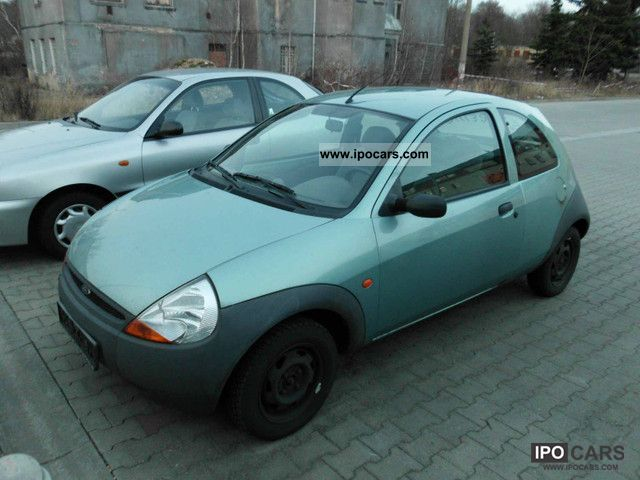 1999 Ford  Kool Ka Small Car Used vehicle photo