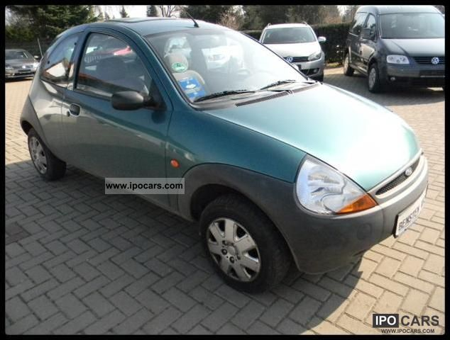 1999 ford ka air edition car photo and specs. Black Bedroom Furniture Sets. Home Design Ideas