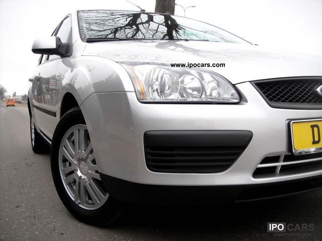 2007 Ford  Focus 1.6 TDCI / AIR / SERWIS / OKAZJA! Limousine Used vehicle photo