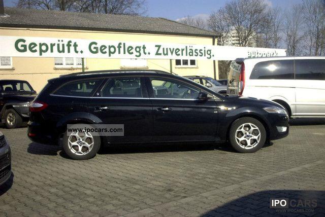 2009 Ford  Mondeo 2.0 TDCi Ghia Automatic Mega Extra Estate Car Used vehicle photo