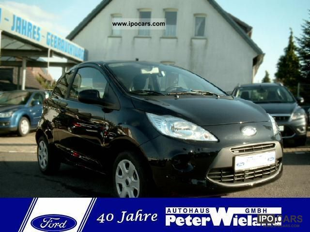 2011 Ford  Ka 1.2 start-stop system trend Small Car New vehicle photo