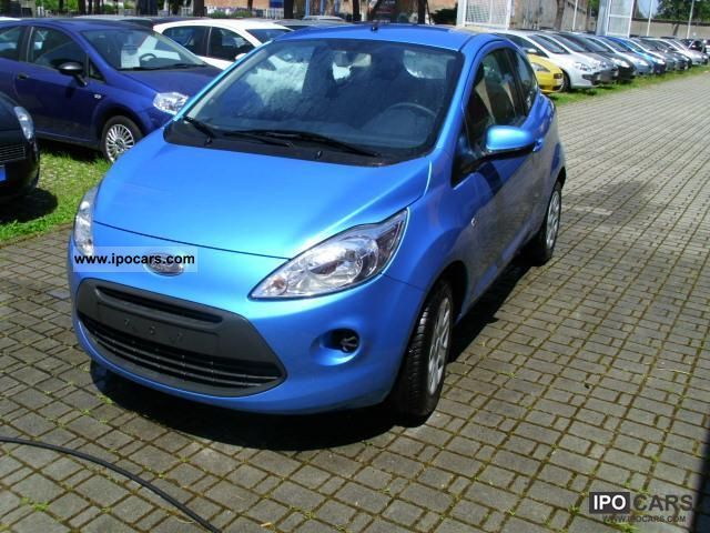 2010 Ford  KA 1.3 TDCi 75 CV PLUS Other Used vehicle photo