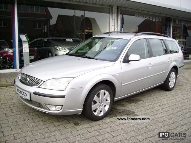 2006 Ford  Mondeo 1.8 X tournament Futura AIR + ALU + CD Estate Car Used vehicle photo