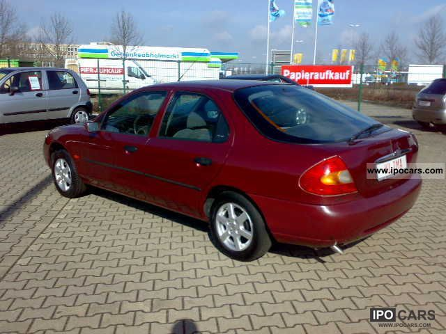1997 ford 16v mondeo clx air 2 hand pdc car photo and specs. Black Bedroom Furniture Sets. Home Design Ideas