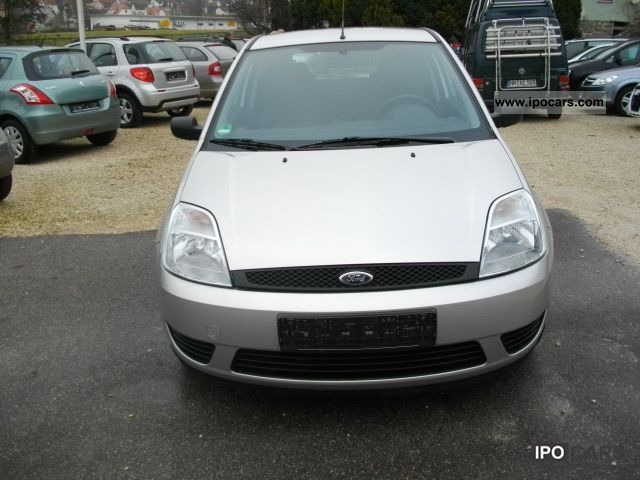 2005 Ford  Viva Fiesta 1.4 TDCI - Air - TOP - Small Car Used vehicle photo