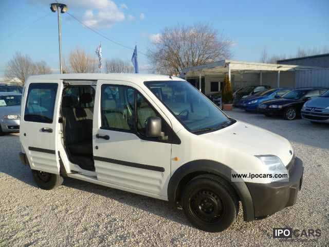 2006 Ford  Tourneo Connect LX / Air / New TUV / 90 hp Estate Car Used vehicle photo