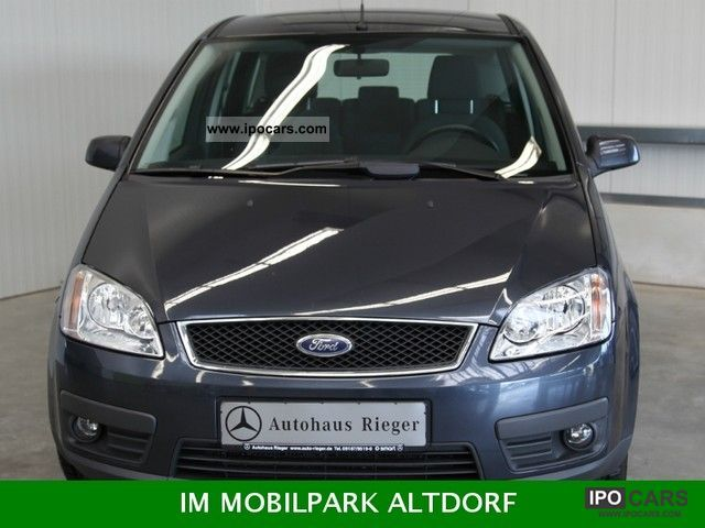 2005 Ford  Focus C-MAX 1.6 TDCi Trend Van / Minibus Used vehicle photo