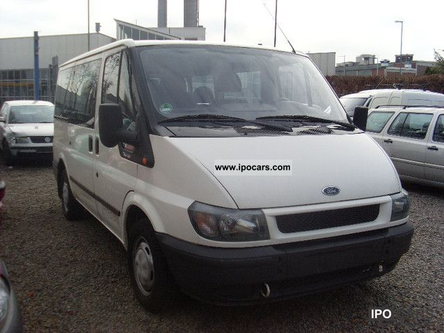 2001 Ford  FT 260 Van / Minibus Used vehicle photo