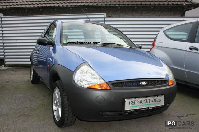 1999 Ford  Ka, climate 42000km Small Car Used vehicle photo