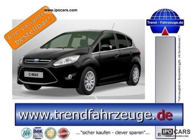 2011 Ford  C-Max Sports Edition 1.6 Ti-VCT, 77 kW Other New vehicle photo