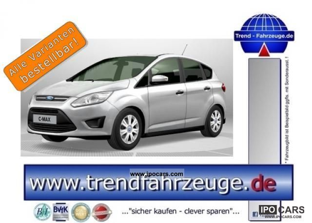 2011 Ford  C-Max 1.6 Ti-VCT setting AIR, 63 kW Other New vehicle photo