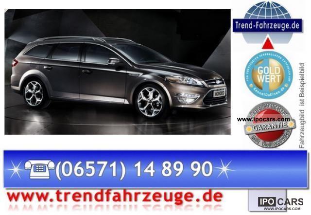 2011 Ford  Mondeo Trend veschiedene immediately would run ... Estate Car New vehicle photo