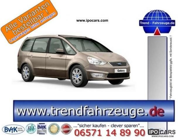 2011 Ford  Galaxy 2.0 Trend Flexifuel, 107 kW, 5-speed Other New vehicle photo