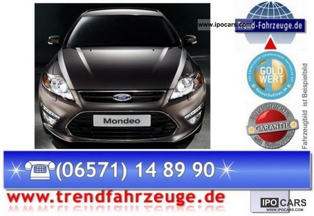 2011 Ford  Mondeo Titanium 2.2 TDCi 147kW, 6-speed, DPF Limousine New vehicle photo