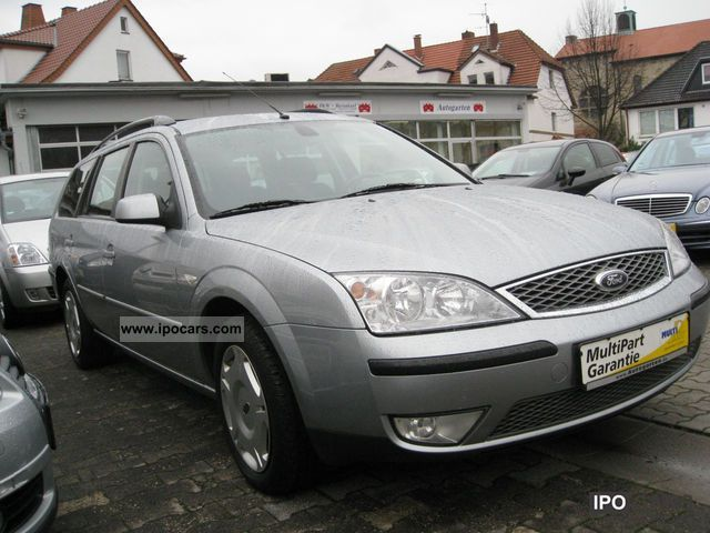 2007 Ford  MONDEO 2.0 TDCi DPF NAVIGATION CRUISE TOURNAMENT Estate Car Used vehicle photo