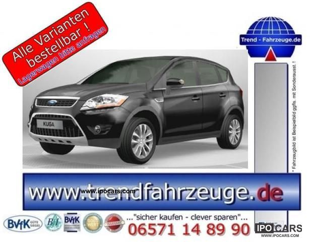 2011 Ford  Kuga Titanium 2012 2.0l TDCi, 4 x 4, DPF, 103 .. Off-road Vehicle/Pickup Truck New vehicle photo