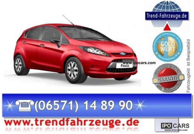 2011 Ford  Fiesta 5-door 1.25l ambience, 44kW, 5-speed Limousine New vehicle photo
