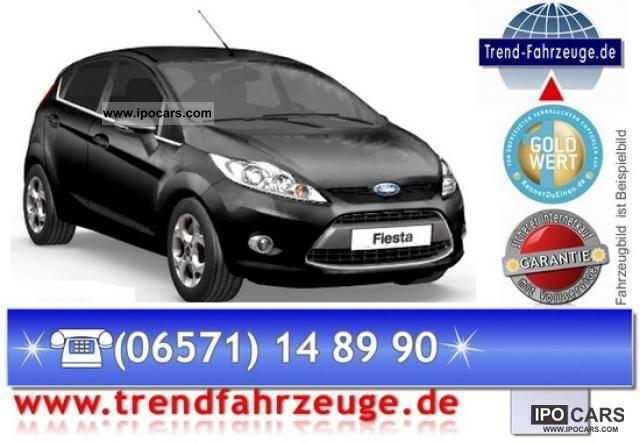 2011 Ford  Fiesta 3-door Titanium 1.25l, 44kW, 5-speed Small Car New vehicle photo