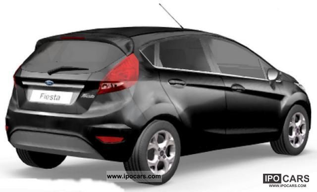 2011 ford fiesta 3 door titanium 44kw 5 speed. Black Bedroom Furniture Sets. Home Design Ideas