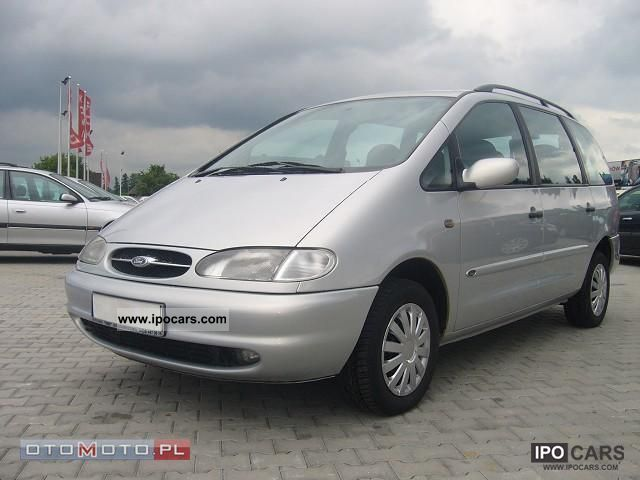 Ford  Galaxy GAZ SEKWENCJA 1999 Liquefied Petroleum Gas Cars (LPG, GPL, propane) photo