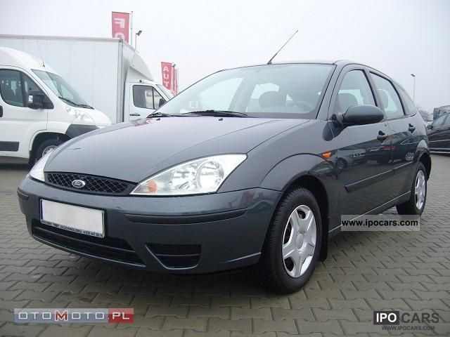 2004 Ford  Focus Krajowy I WSZY WL. Other Used vehicle photo