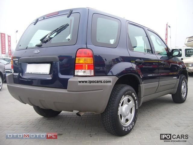 Ford Maverick Escape V Lgw