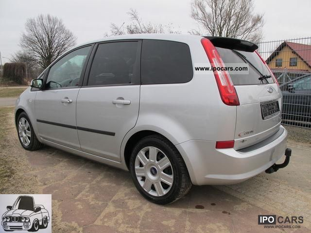 2008 ford c max 1 6 tdci style car photo and specs. Black Bedroom Furniture Sets. Home Design Ideas