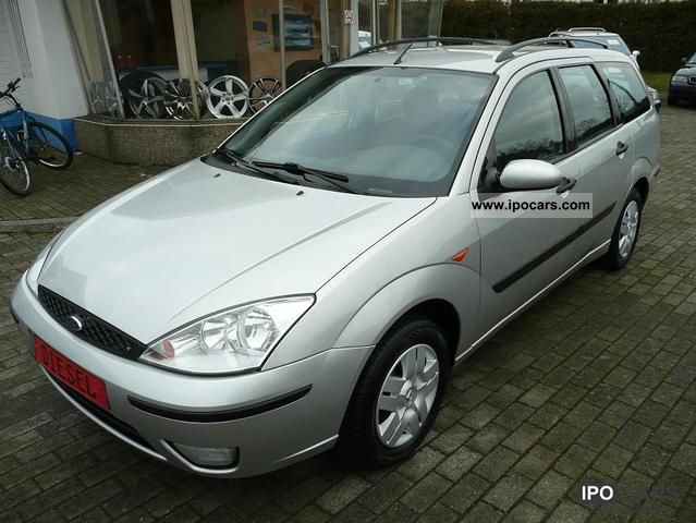 2002 ford focus wagon turbo diesel di car photo and specs. Black Bedroom Furniture Sets. Home Design Ideas