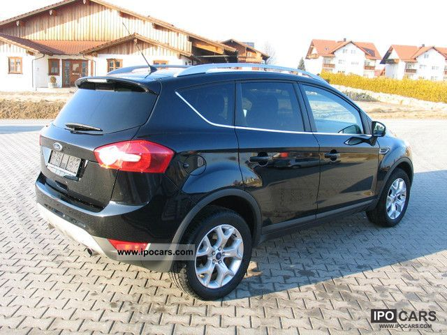 2011 Ford Kuga 2 0 Tdci 4x4 Trend Car Photo And Specs