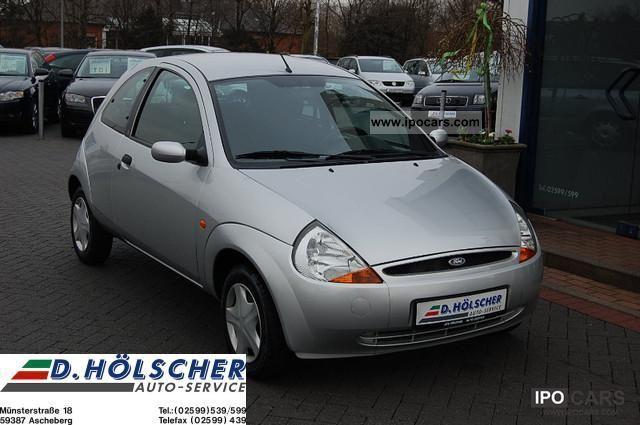 2004 Ford  Ka Futura Small Car Used vehicle photo