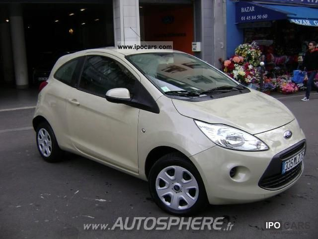 2009 Ford  Ka 1.3 TDCi Ambiente 3p Small Car Used vehicle photo