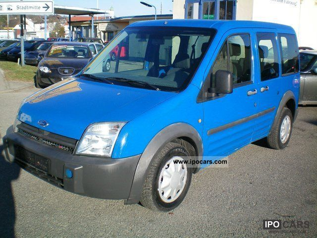 2005 Ford  Tourneo combination Estate Car Used vehicle photo