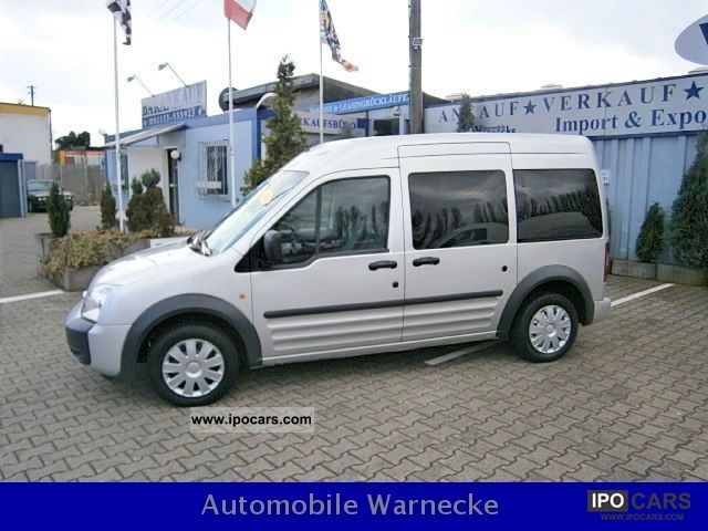 2008 Ford  Tourneo Connect (long) LX 8Sitzer Twin AHK Air Estate Car Used vehicle photo