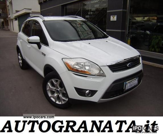 2011 Ford  Kuga 2.0 TDCi DPF 140cv PLUS EURO5 Off-road Vehicle/Pickup Truck Used vehicle photo