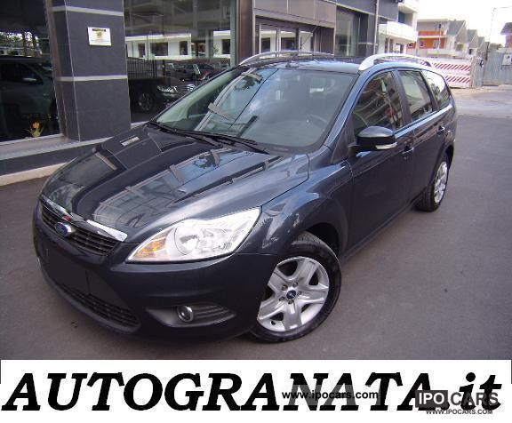 2009 Ford  Focus 1.6 TDCI 110cv DPF IKON SW Estate Car Used vehicle photo