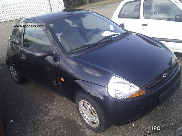 2000 ford ka futura car photo and specs. Black Bedroom Furniture Sets. Home Design Ideas