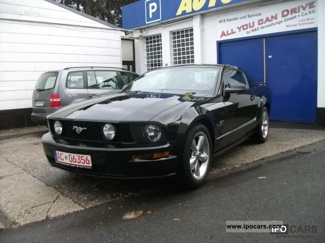 2006 Ford  Mustang/V8/SCHALTER/TÜV 2-2014/114000KM/TOPPREIS Sports car/Coupe Used vehicle photo