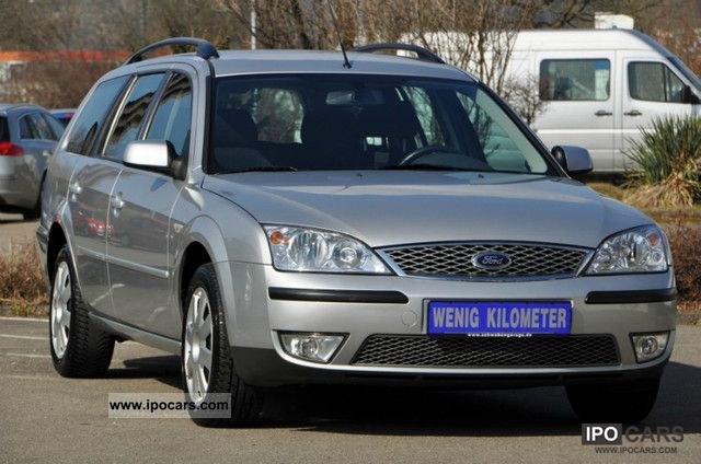 2007 Ford  Mondeo 2.0 TDCi DPF tournament * Climate control * Navigation * Estate Car Used vehicle photo