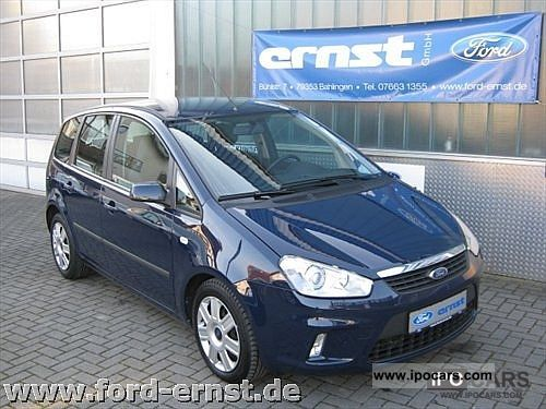 2008 Ford  C-MAX 2.0 TDCi Style * Automatic, Xenon * Van / Minibus Used vehicle photo