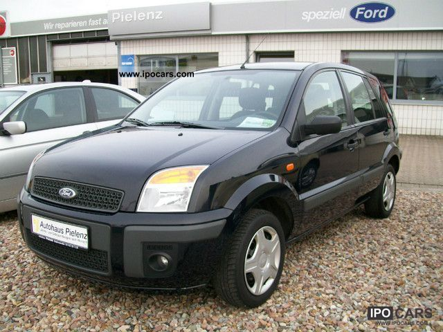 2006 Ford Fusion 1 4 Durashift Est Atmosphere Car Photo And Specs