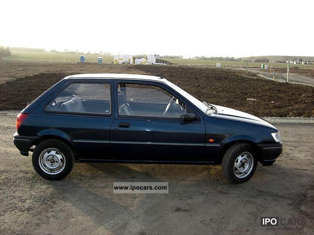 by make ford 1995 fiesta 1995 ford fiesta small car