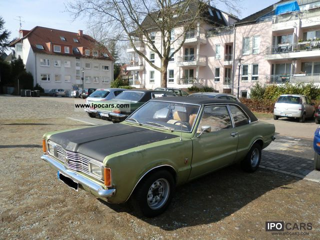 Ford  Taunus Knudsen 1973 Vintage, Classic and Old Cars photo